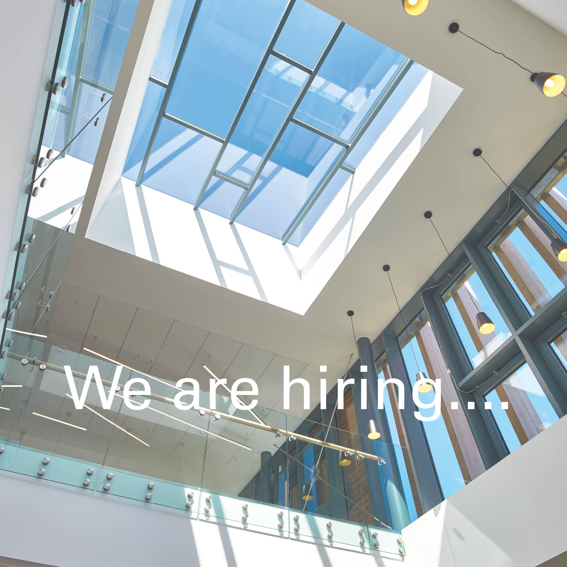 We are looking for an experience part II or recently qualified architect