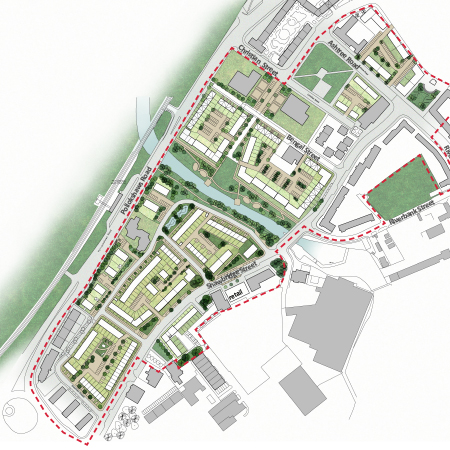 Shawbridge Masterplan,