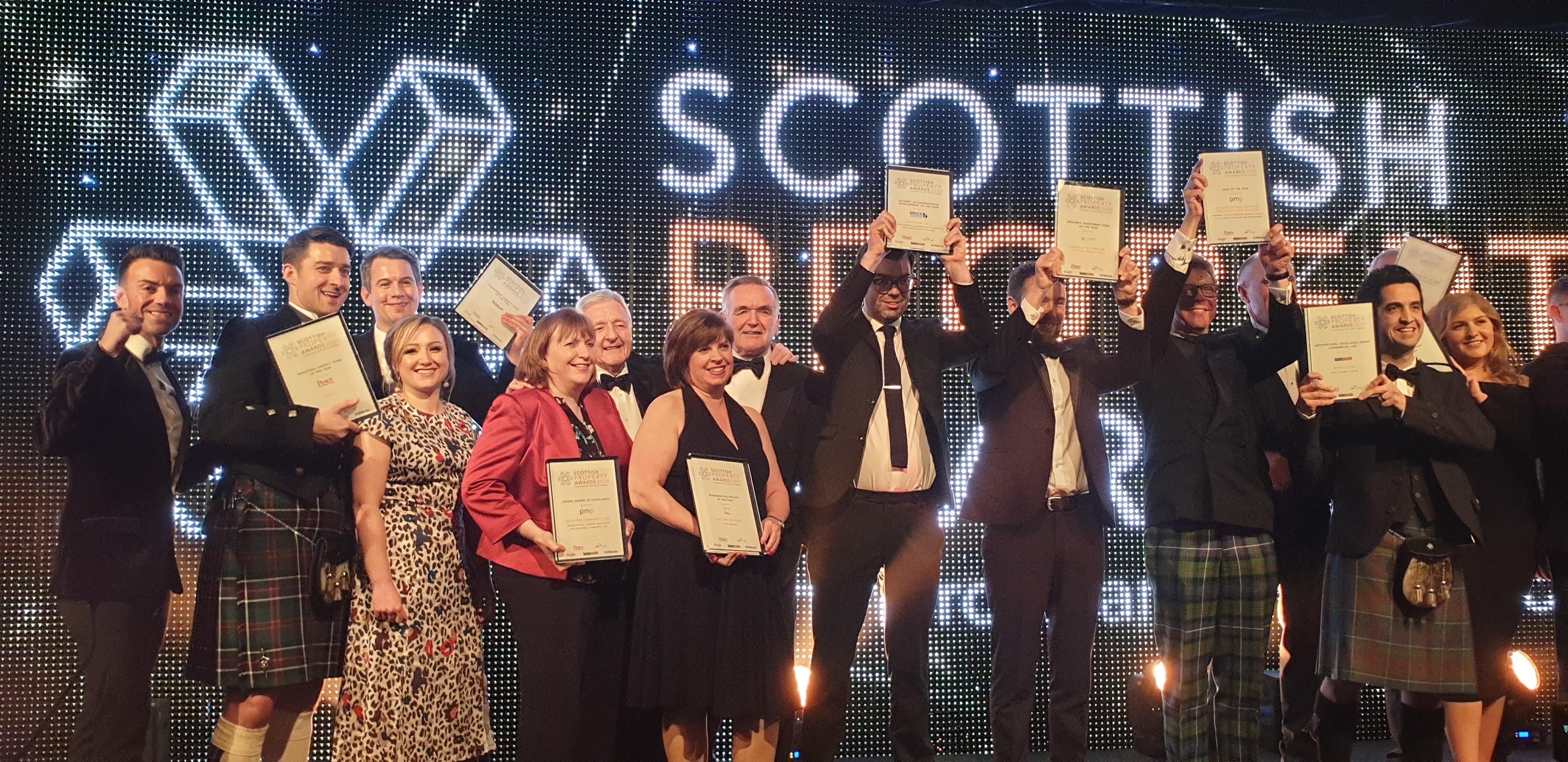 Ochiltree Community Hub Wins Scottish Property Award