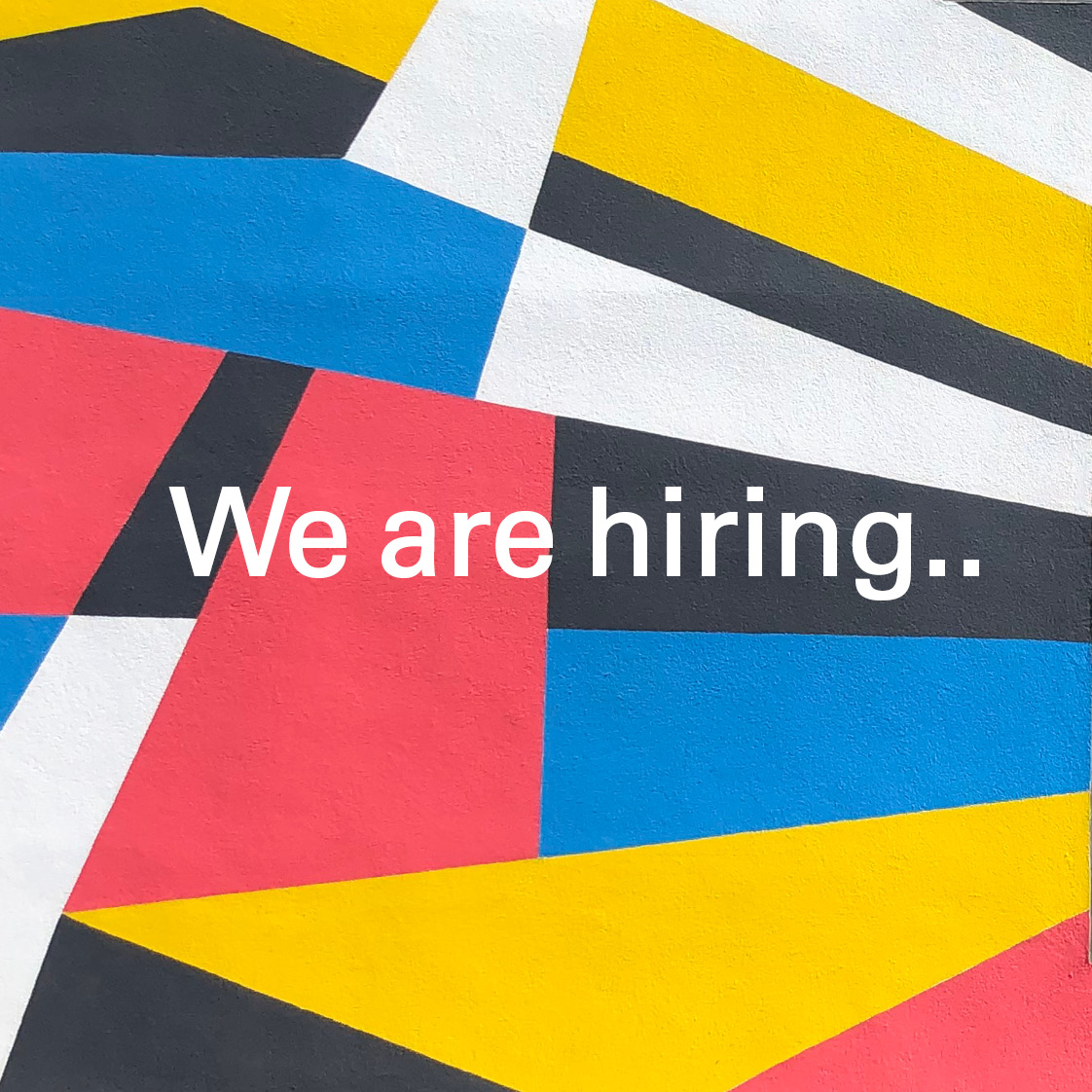 We are looking for a part II architectural assistant to join our team!
