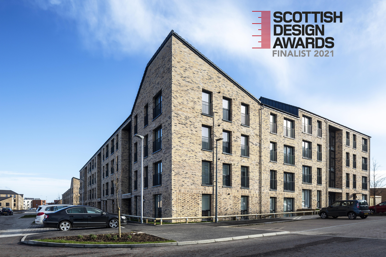 Scottish Design Awards 2021 - Finalist - Craigmillar Town Centre