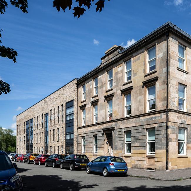 Monteith Row, Glasgow