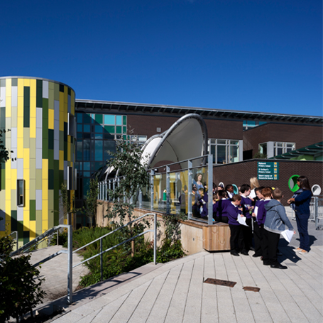 Benview Education Campus, Ruchill Park, Glasgow