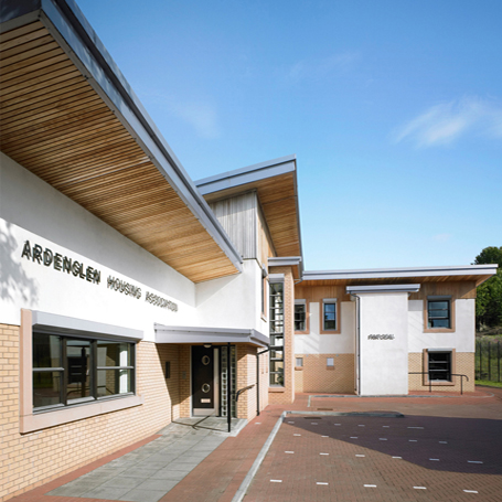 Ardenglen Office Extension, Castlemilk, Glasgow
