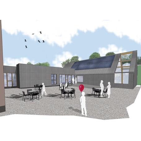 Catrine CEVIC Project, Catrine, East Ayrshire