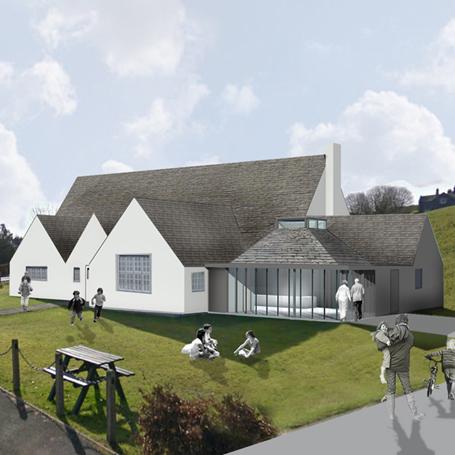Barrhill Memorial Hall , Barrhill, Girvan