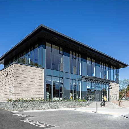 Bearsden Community Hub, Bearsden, East Dunbartonshire