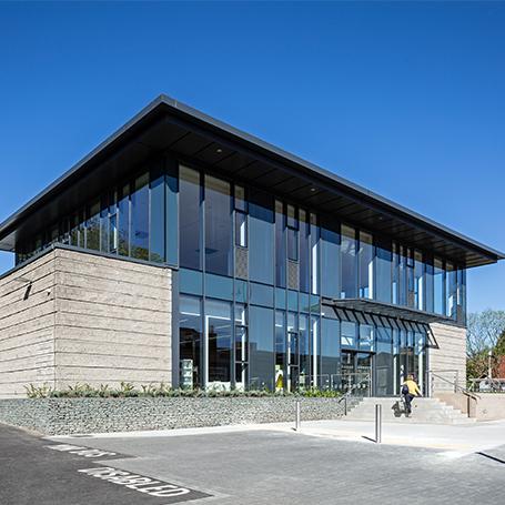 Bearsden Community Hub, Bearsden, East Dunbartonshire